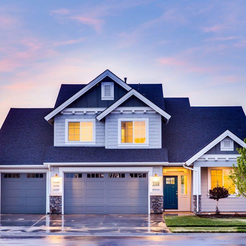 Privathäuser, Einfamilienhäuser